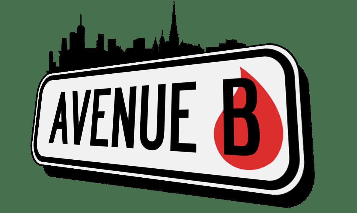 Avenue B Logo