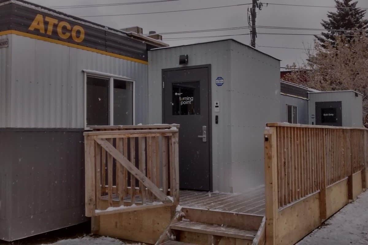 Turning Point overdose prevention site