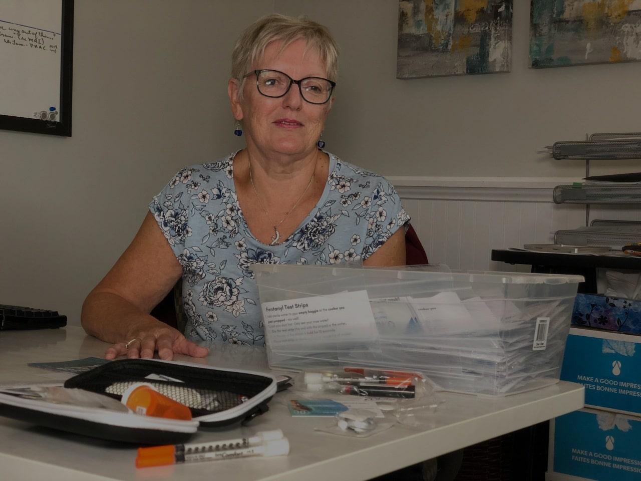 Debbie Warren, executive director of Ensemble Moncton