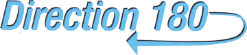 Direction 180 Logo