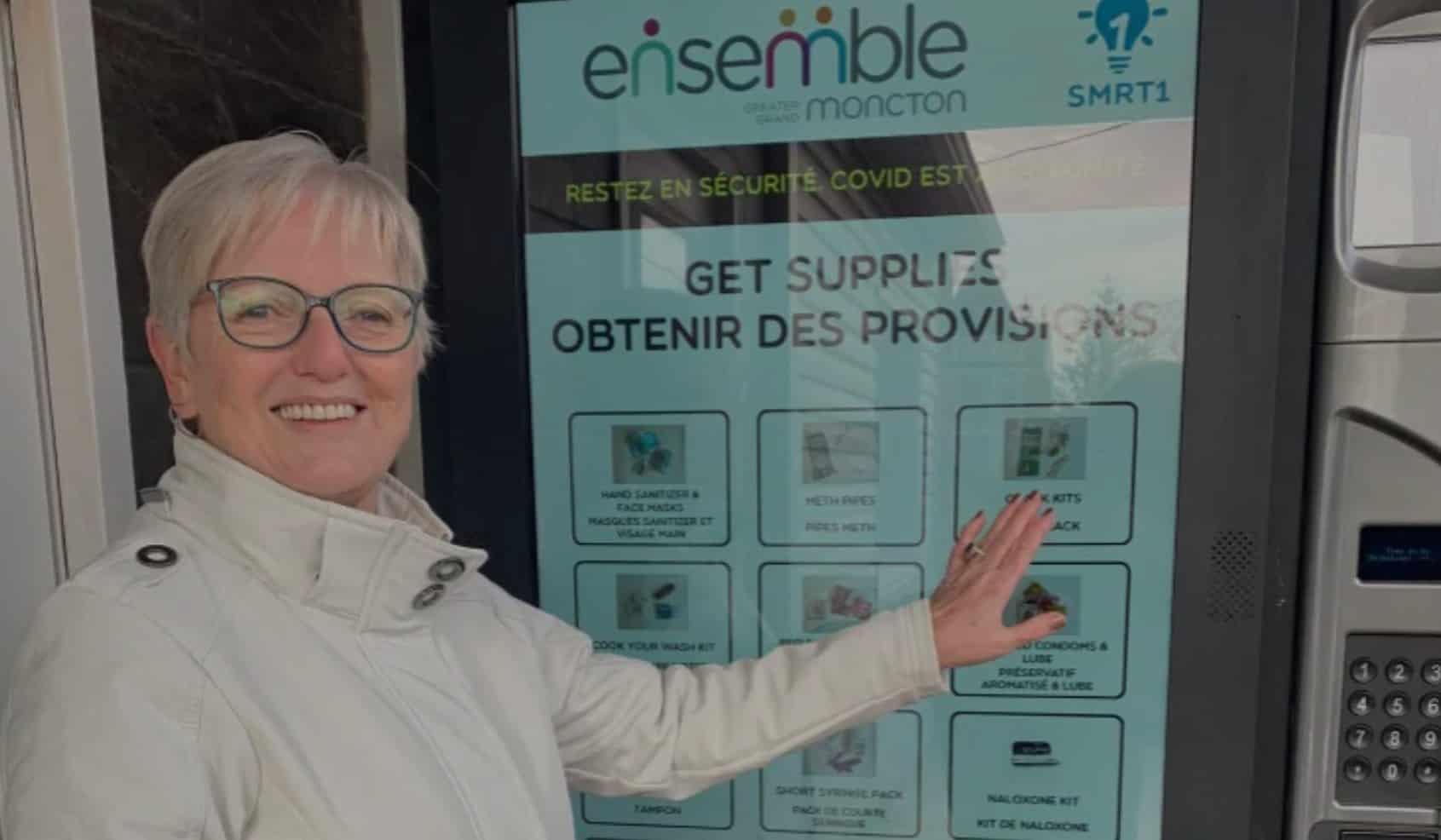 Debbie Warren executive director or ENSEMBLE Moncton