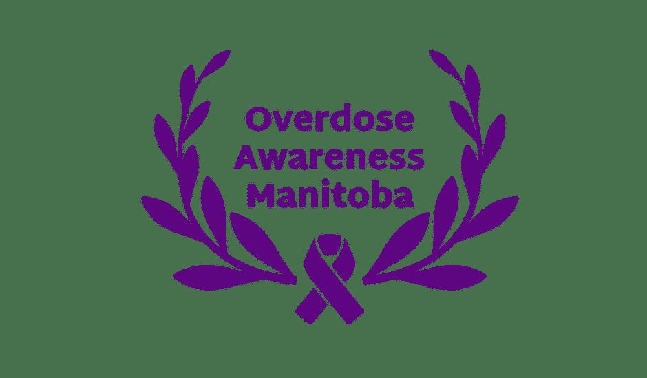 Overdose Awareness Manitoba Logo | Getting to Tomorrow Manitoba