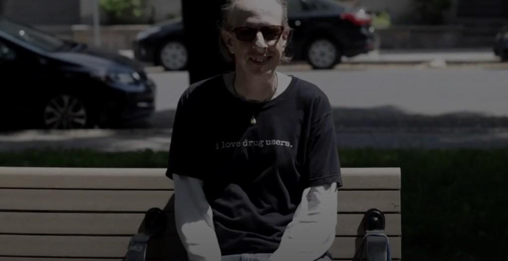 Sean LeBlanc, founder of Drug Users Advocacy League | Sean LeBlanc Drug Users Advocacy League