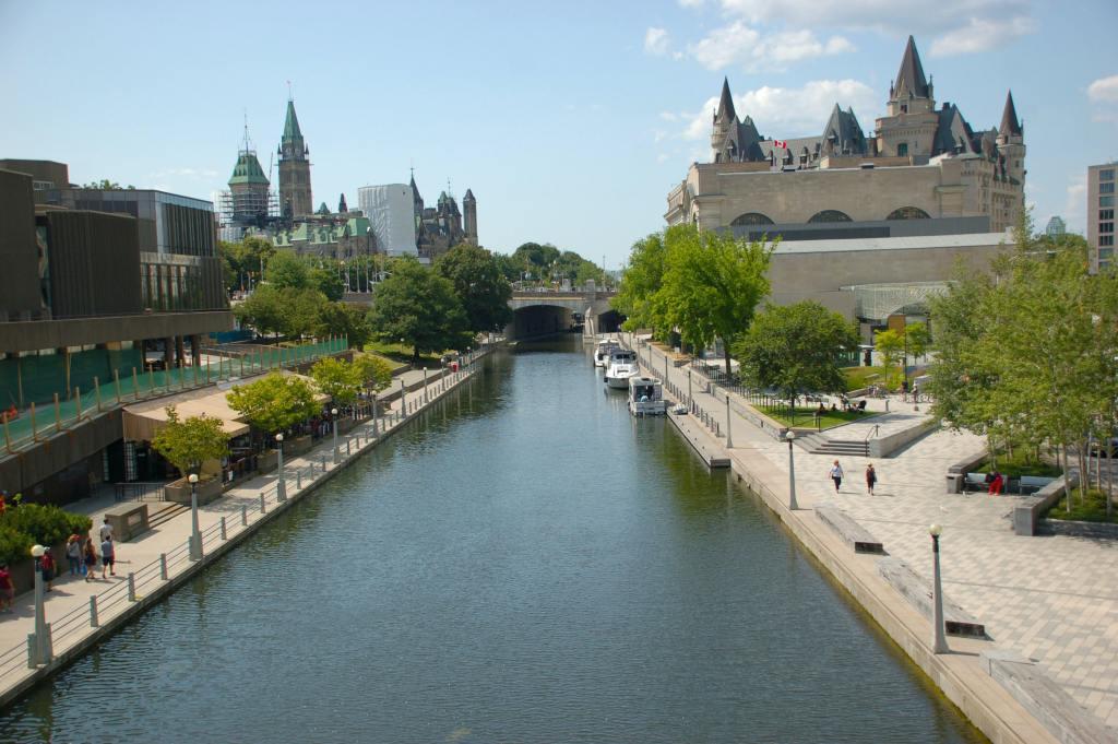 Rideau Canal | Getting to Tomorrow Ottawa