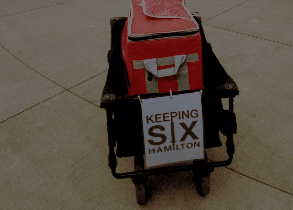 Outreach kit from Keeping Six